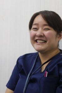 訪問看護師の山本さん